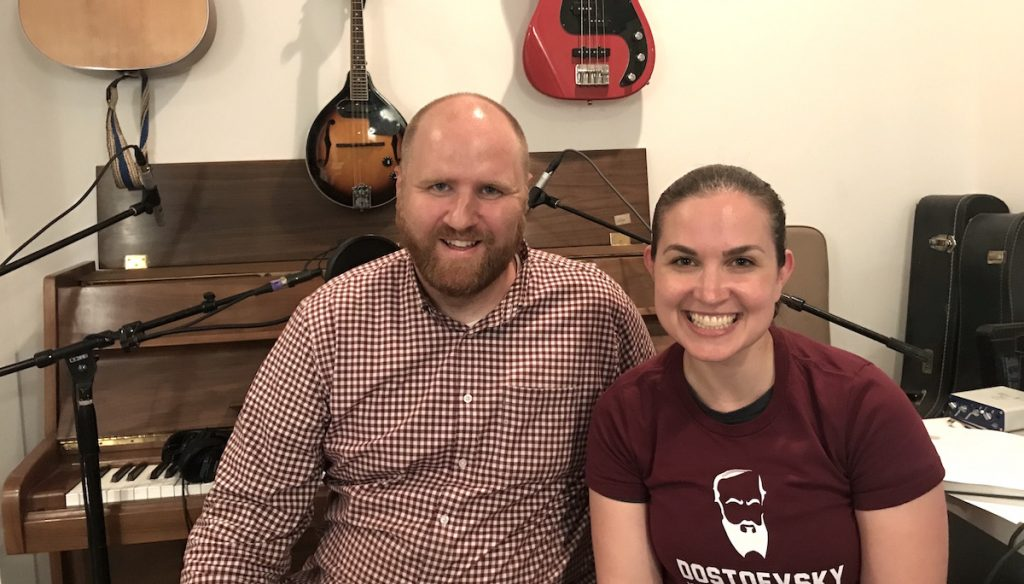 Ep. 75: Emily Sanderson, Music Therapist