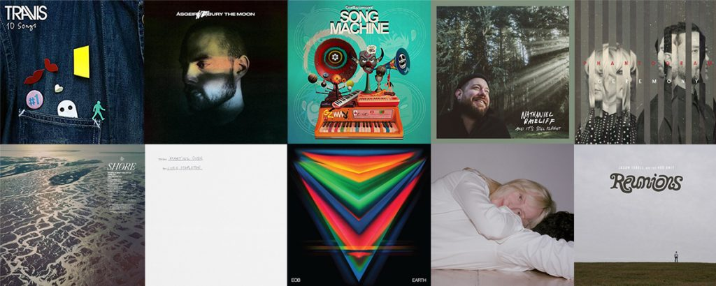 Ep. 105: Favorite Music of 2020 – Top Ten Albums